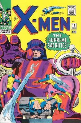 The Uncanny X-Men (1963-2011) (Comic-Book) #16
