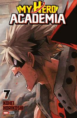 My Hero Academia (Rústica) #7