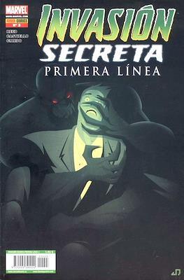 Invasión Secreta: Primera Línea (2009) (Grapa) #3