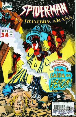 Spider-Man el Hombre Araña (1996-1998) (Grapa) #34