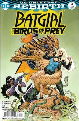 Batgirl and the Birds of Prey (2016-2018) (Grapa) #3