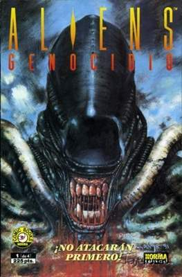 Aliens: Genocidio (Grapa 36 pp) #1