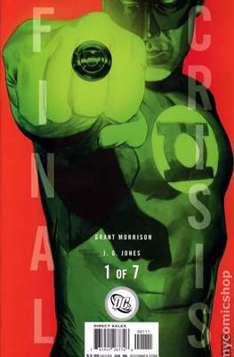 Final Crisis (Variant Covers)