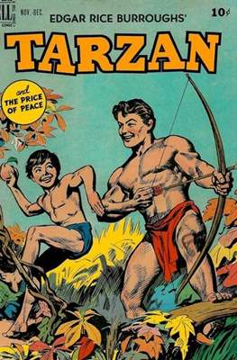Tarzan (Comic-book) #12