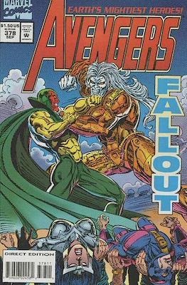 The Avengers Vol. 1 (1963-1996) (Grapa) #378