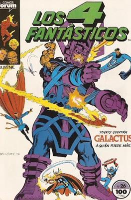 Los 4 Fantásticos Vol. 1 (1983-1994) (Grapa 36-32-24 pp) #26