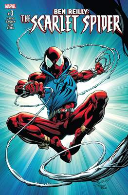 Ben Reilly: The Scarlet Spider (Comic-book) #3