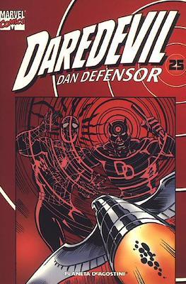 Coleccionable Daredevil / Dan Defensor (Rústica 80 pp) #25