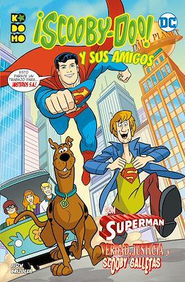 ¡Scooby-Doo! y sus amigos (Rústica 72 pp) #3