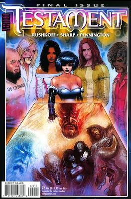 Testament (Comic-Book) #22