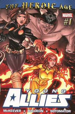 Young Allies Vol 2 (Comic-Book) #1