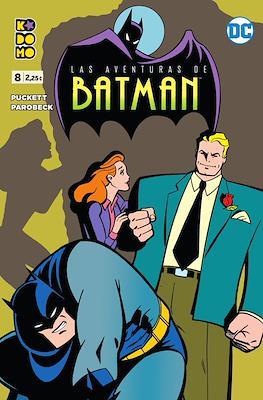 Las aventuras de Batman #8