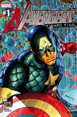Avengers (Rústica) #16