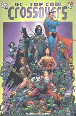 DC · Top Cow. Crossovers
