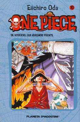 One Piece (Rústica con sobrecubierta) #10