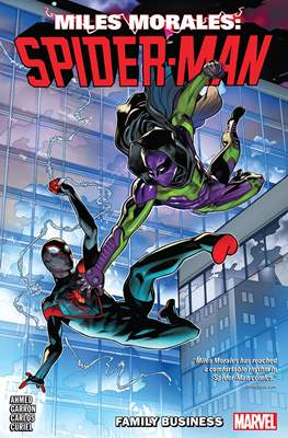Miles Morales (Softcover) #3