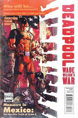 Deadpool Wade Wilson's War (Comic Book) #3