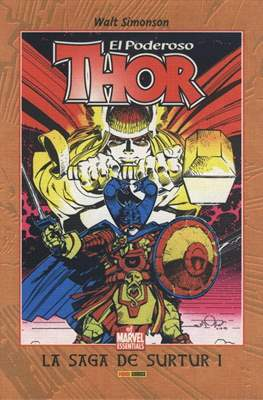 El Poderoso Thor de Walt Simonson. Best of Marvel Essentials (Cartoné 96-192 páginas) #2