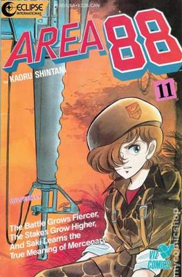 Area 88 (Softcover) #11