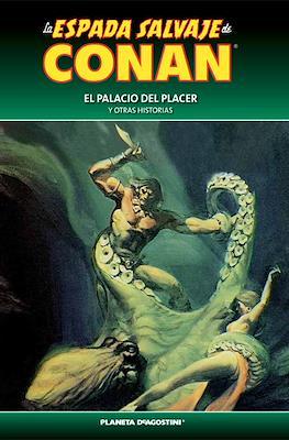 La Espada Salvaje de Conan (Cartoné 120 - 160 páginas.) #27