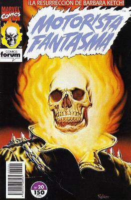 Motorista Fantasma (1991-1994) (Grapa. 17x26. 24 páginas. Color. (1991-1994).) #20