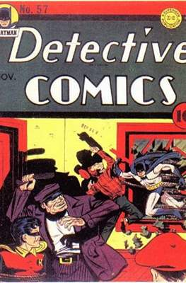 Detective Comics Vol. 1 (1937-2011; 2016-) (Comic Book) #57