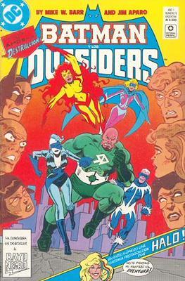 Batman y los Outsiders (Grapa) #8