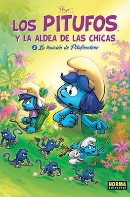 Los Pitufos y la aldea de las chicas (Cartoné 48 pp) #2