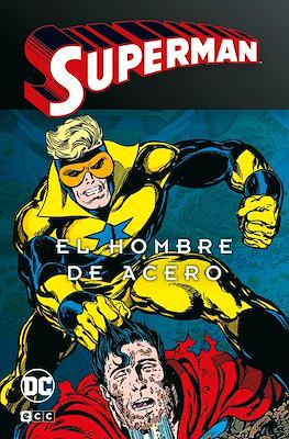 Superman: El hombre de acero (Cartoné 576 pp) #3
