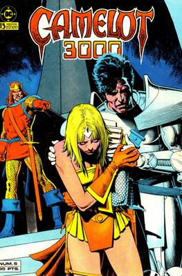 Camelot 3000 (Grapa) #5