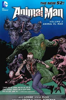 Animal Man Vol. 2 (Rústica) #2