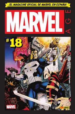Marvel Age (2016-) (Grapa) #18