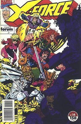 X-Force Vol. 1 (1992-1995) (Grapa 24-32 pp) #14