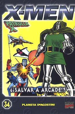 Coleccionable X-Men / La Patrulla-X (Rústica, 80 pp) #34