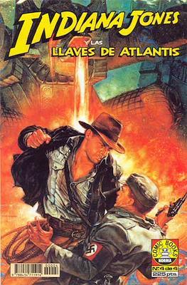 Indiana Jones y las llaves de Atlantis #4
