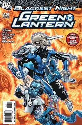 Green Lantern Vol. 4 (2005-2011) (Comic book) #48