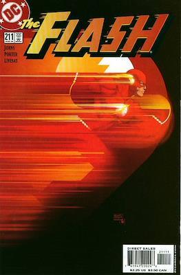 The Flash Vol. 2 (1987-2006) (Comic Book) #211