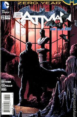 Batman Vol. 2 (2011-2016 Variant Covers) (Comic Book) #23