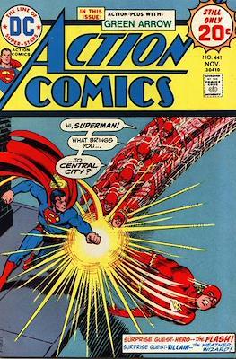 Action Comics Vol. 1 (1938-2011; 2016-) (Comic Book) #441