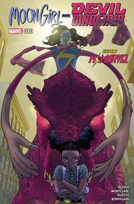 Moon Girl and Devil Dinosaur (Comic-book) #10