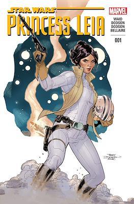 Princess Leia. Star Wars (Digital) #1