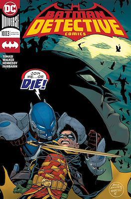 Detective Comics Vol. 1 (1937-2011; 2016-) (Comic Book) #1003