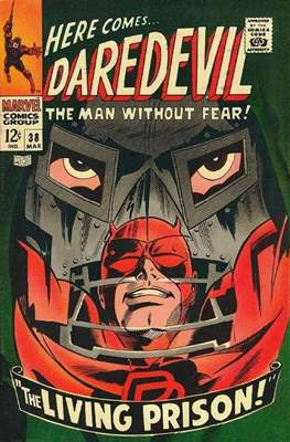 Daredevil Vol. 1 (1964-1998) (Comic Book) #38
