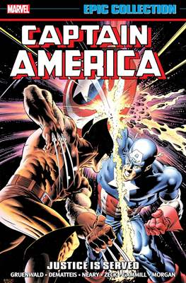 Captain America Epic Collection (Softcover) #13