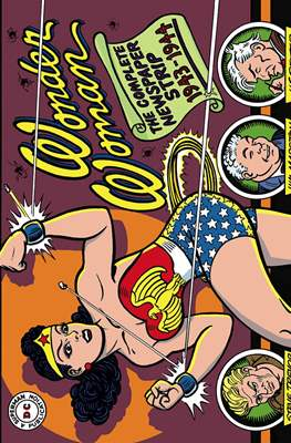 Wonder Woman. The Complete Newspaper Strip: 1943-1944