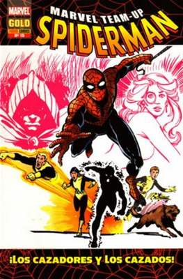 Marvel Team-Up Spiderman Vol. 2 (2007-2010) (Rústica 176 pp) #15
