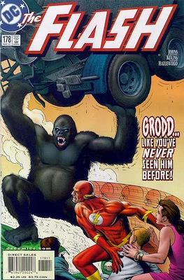The Flash Vol. 2 (1987-2006) (Comic Book) #178