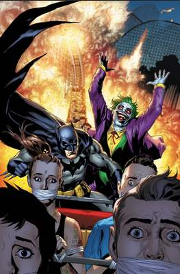 Detective Comics Vol. 1 (1937-2011; 2016-) #1008