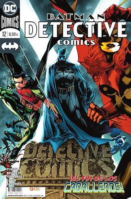 Batman: Detective Comics. Renacimiento #12