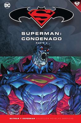 Batman y Superman. Colección Novelas Gráficas #74